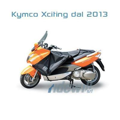 telo termoscud r166 coprigambe nero scooter kymco xciting 400 dal 2013 TUCR166N