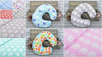Breast Feeding Pillow Nursing Pillow Maternity Pillow Support  Elephants