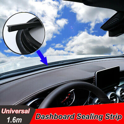 Car Dashboard Seal Soundproof Stickers Strip For VW Tiguan Golf Passat Jetta