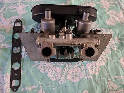 Carburatori SU hs2 twin carbs Mini Cooper Innocenti Morris Austin carburettors