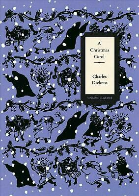 Christmas Carol (vintage Classics Dickens Series) by Charles Dickens Paperback B
