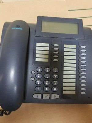 Siemens OptiPoint 420 ADVANCE or STANDARD IP Display Business Phone