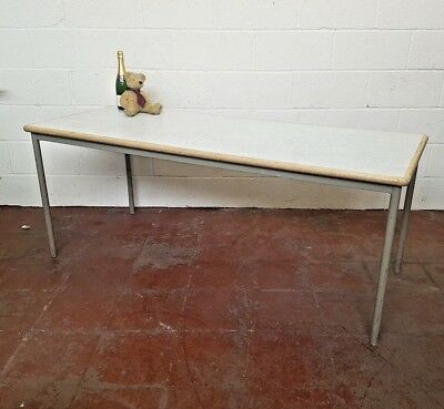 Canteen Table Office Table Garden Table Dining Table FREE MANCHESTER DELIVERY