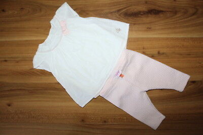 TED BAKER girls top leggings outfit 0-3 months *I'll combine postage*