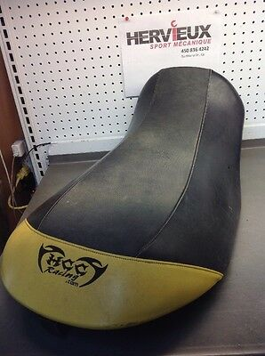 Can-Am Renegade 800R 2010 2011 Seat Black Yellow 7033014D