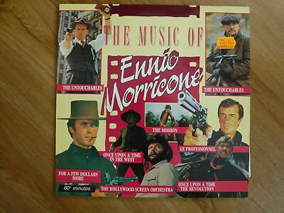 Ennio Morricone - The music of Ennio Morricone Vinyl