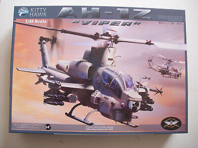 Kitty Hawk AH-1Z Viper 1/48