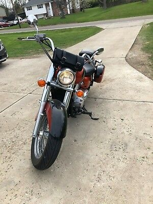2006 Honda Shadow  2006 honda shadow aero 750