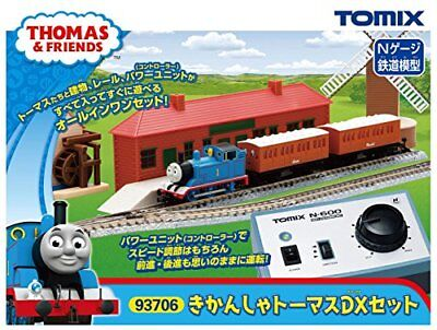 TOMIX 93706 Thomas the Tank Engine DX Set JAPAN N-Scale train Japan