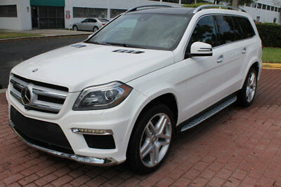 """2016 Mercedes-Benz GL-Class GL550 4MATIC 21"""" WHEELS PANO NAV DISTRONIC LOADED! 1-OWNER CLEAN CARFAX 97,315 MSRP LOADED WITH OPTIONS GREAT COLOR COMBO!!!!!!!!!!"""