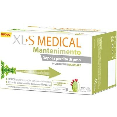 XL-S Medical Mantenimento 180cpr