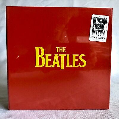 "The Beatles / Singles Box Set VINYL SINGLES (4) Record Store Day 2011 7"" 45rpm"