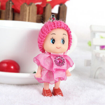 Baby Girl Dolls Toy Adorable Mini Soft Latex Interactive Educational Lovely 1