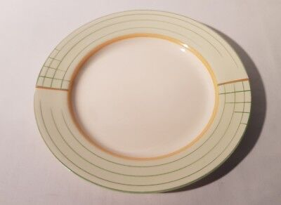 Art Deco Crown Ducal Desert / Salad / Side / Starter Plate 1920s 1930s