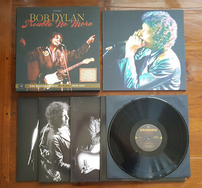 Bob Dylan Bootleg Series Trouble No More Vol.13 Mint 4 LP Vinyl Set