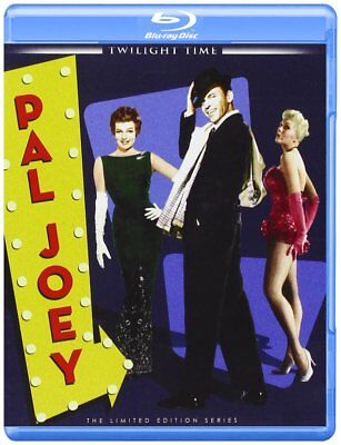 Pal Joey - Twilight Time [Blu-ray] New & Factory Sealed!! Rare!!