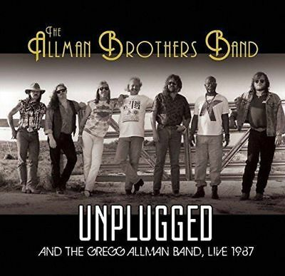 Allman Brothers Band, The - Unplugged NEW CD