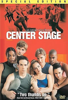 Center Stage (Special Edition) USED VERY GOOD DVD