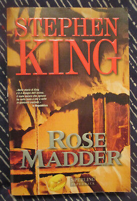 ROSE MADDER  Stephen King Sperling paperback n. 894 COME NUOVO