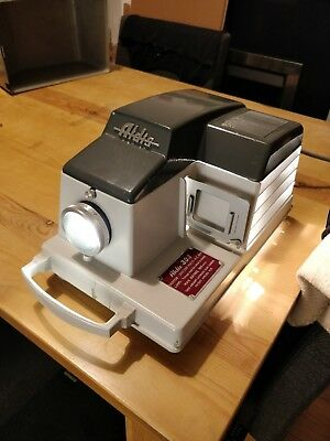 Aldis 303 film projector fully working condition