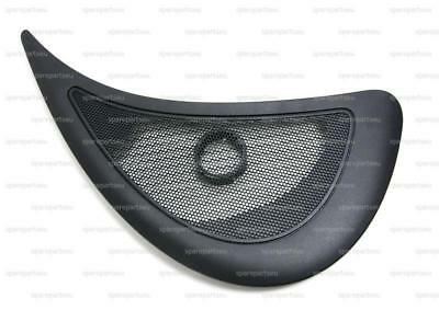 New Genuine Mini Cooper R56 Rear Speaker Grille Cover Black Right O/s 2754988