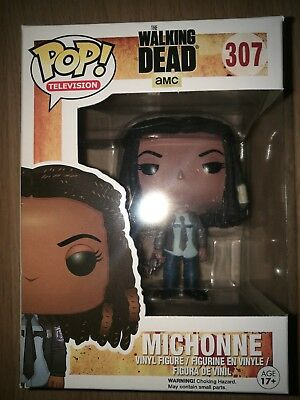 Funko POP! Vinyl The Walking Dead - Michonne #307 (UK Seller)