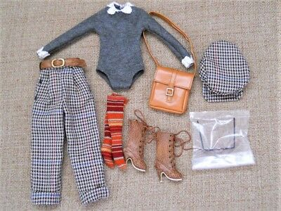 "Tonner Agatha Primrose  A Brisk Day Outfit New And Complete Fits 13"" Agatha Doll"