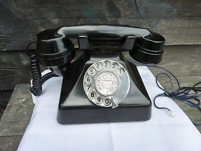 Vintage GEC Pyramid Phone.Original.Fully working.C1930. Stunning.