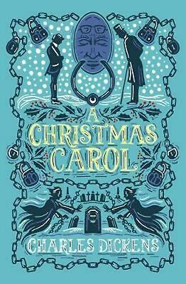Christmas Carol by Charles Dickens Paperback Book Free Shipping!