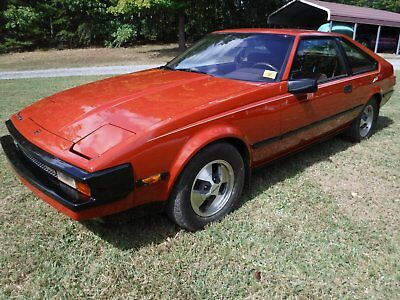 1982 Toyota Supra Supra GT 1982 TOYOTA CELICA SUPRA GT L-Type ORIGINAL MILES A MUST SEE GARAGE KEPT COVERED