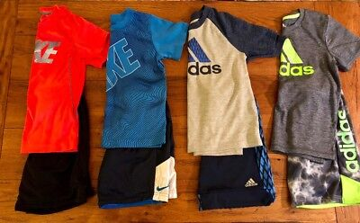 Boys Size 6 Nike, Adidas summer lot