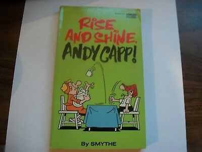 Rise And Shine Andy Capp- Paperback By Reg Smythe