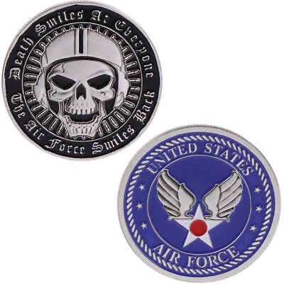 American Air Force Army Commemorative Coin Collection Arts Gifts Alloy Souvenir