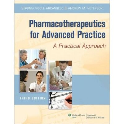 (EBOOK PDF) Pharmacotherapeutics for Advanced Practice A Practical Approach 3rd