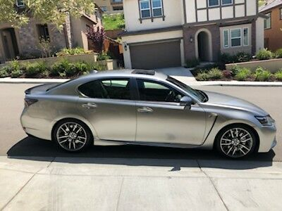 2016 Lexus GS F  2016 Lexus GS-F in Atomic Silver only 9k miles - Clean Title - $60000