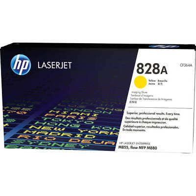 GENUINE HP 828A Yellow LaserJet Image Drum (CF364A) (CF364A)