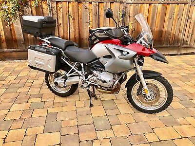 2005 BMW R-Series  2005 BMW R1200GS. 32K miles. 2 sets of tires. Luggage. Excellent condition.