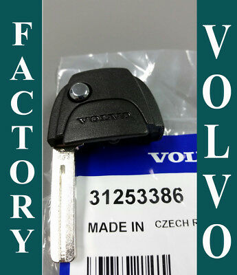 Genuine Genuine Volvo Key with Transponder 31253386