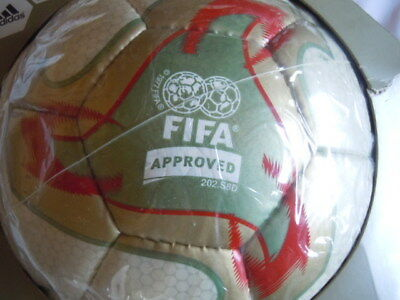 bc369cd05 Adidas Fevernova 2002 FIFA World Cup Korea Japan OMB Official Match Ball