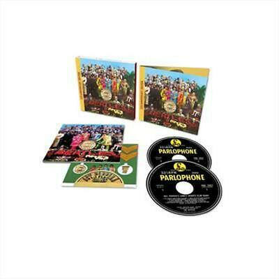 Sgt Pepper's Lonely Hearts Club Band - Beatles Compact Disc Free Shipping!