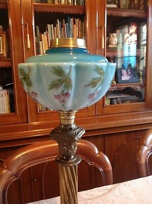 Antique Kero Lamp Fount