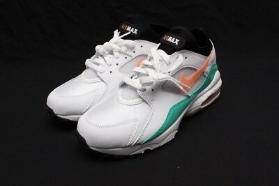 new product ebe06 2a18f Nike Air Max 93 White-Crimson Bliss 306551-105