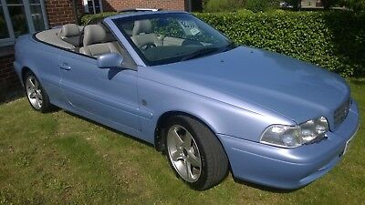Volvo C70 2.4T Convertible - 2004 - 96K - Rare Manual