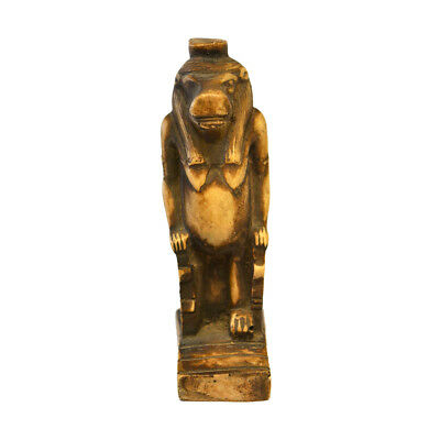 Ancient Egyptian Of Statue of the Goddess Taweret (c. 1550–1069 BCE)