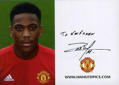 Anthony Martial - Manchester United (2017-2018, Frankreich, AS Monaco)