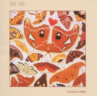 "Talk Talk ""the Colour Of Spring""  Cd New"