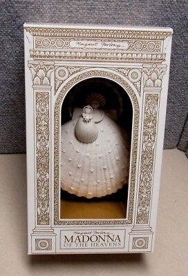"Madonna Of The Heaven 1998 6 1/4"" Margaret Furlong Shell Angel MIB"
