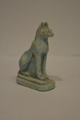 Bastet Egyptian Cat Goddess Statue Figurine Ancient Sculpture Bast Egypt
