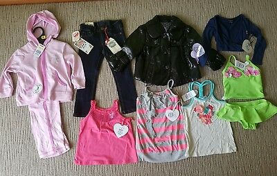 Girls bulk lot by sista, target, gumboots. Sz2. new with tags! Rrp $195!