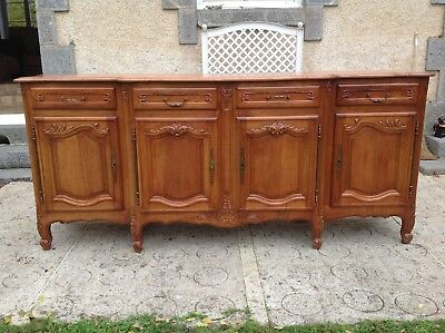 French vintage Louis Philippe style cherrywood  sideboard/ cabinet.